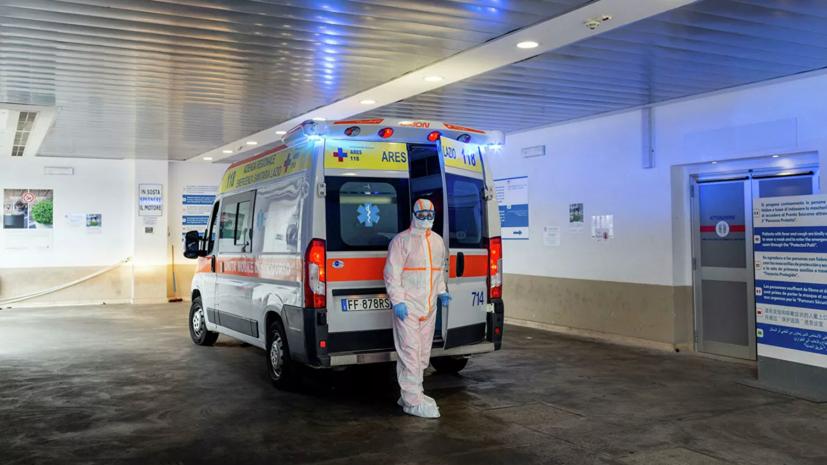 Египет направил в Италию два самолёта с медпомощью