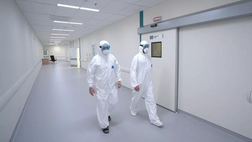 Журналист Красовский выпустил фильм о врачах больницы в Коммунарке