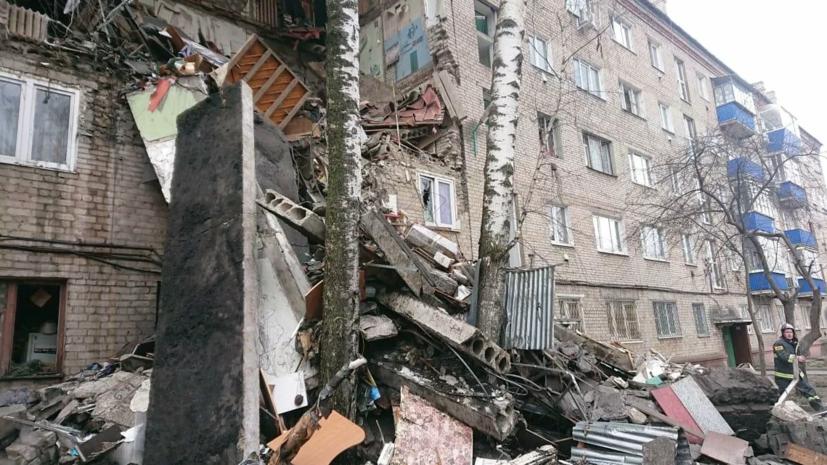 Число пострадавших при взрыве газа в Орехово-Зуеве достигло десяти