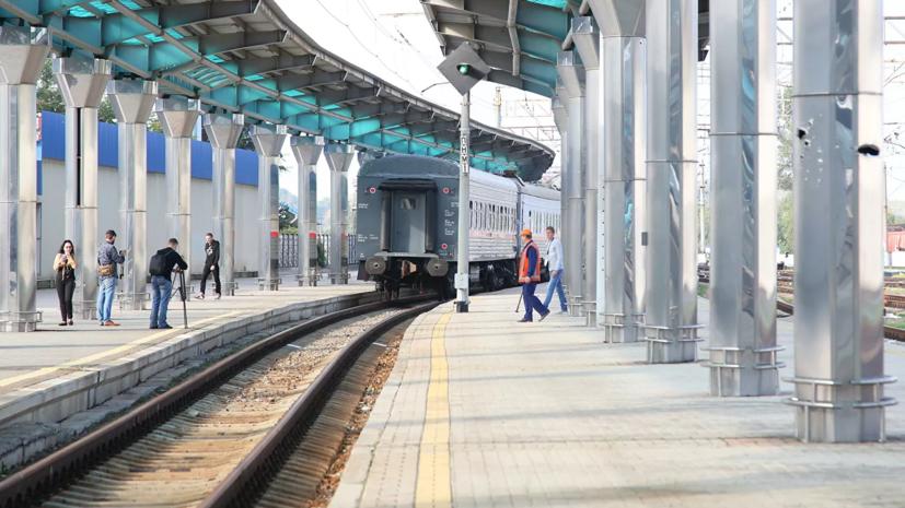 Белоруссия отменяет последние поезда в Россию