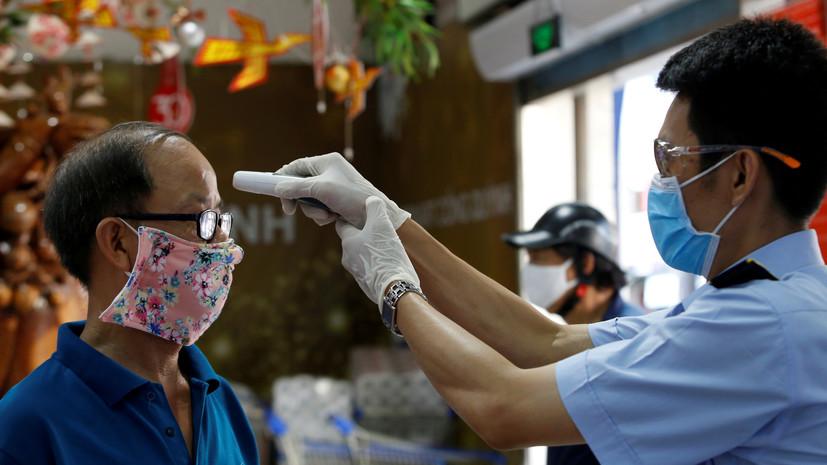 В ВОЗ назвали самый явный симптом коронавируса