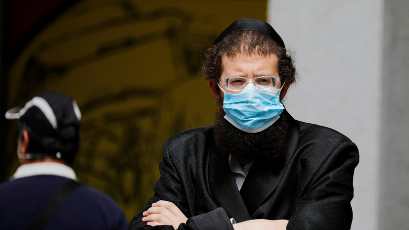 Число инфицированных коронавирусом в Израиле превысило 8,6 тысячи