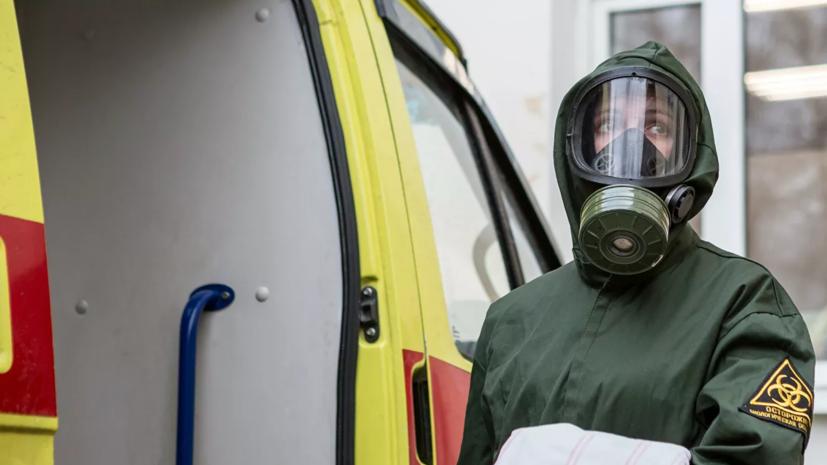 В Испании 637 человек скончались от коронавируса за сутки
