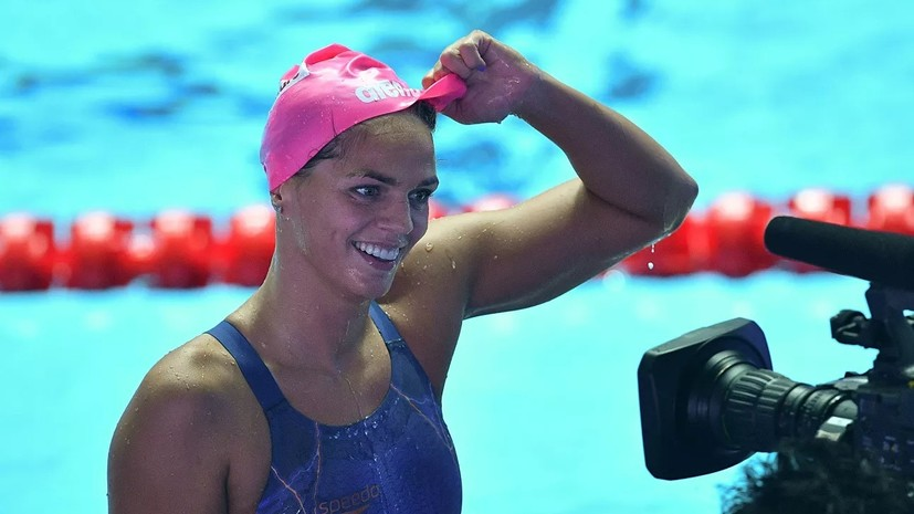 Ефимова рассказала о попытках спортсменов с ней познакомиться