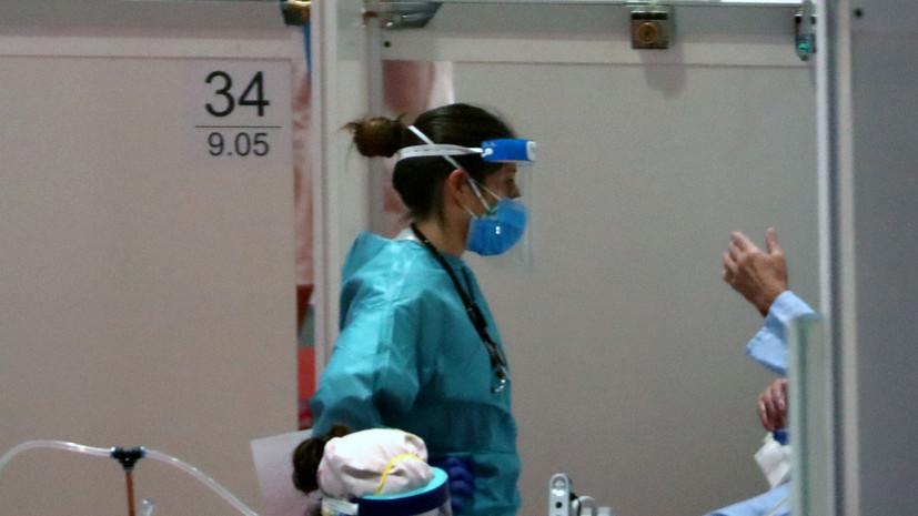 Более 19 тысяч медработников заразились коронавирусом в Испании