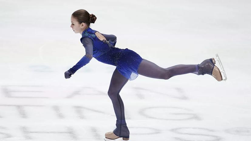 Фигуристка Трусова заявила, что хочет выступать до 22 лет
