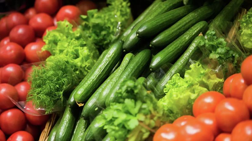 Правительство ограничило закупки импортных огурцов и помидоров
