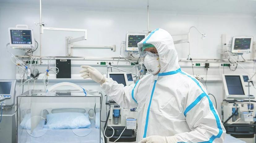 В России за сутки выявлено 1154 случая заражения коронавирусом