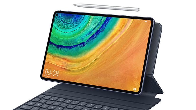 На шаг ближе к ноутбукам: обзор планшета HUAWEI MatePad Pro