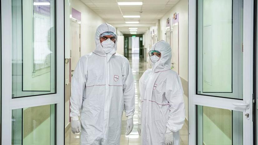 У главврача онкодиспансера Пермского края подтверждён коронавирус