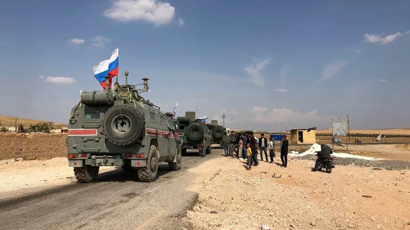 Среди военных группировки России в Сирии нет заражённых коронавирусом