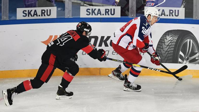 Агент сообщил, что хоккеист Шалунов продолжит карьеру в «Чикаго»