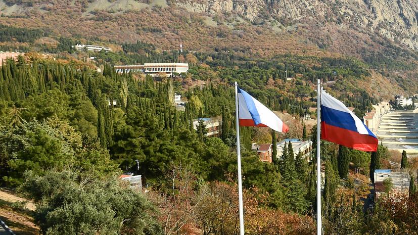 «Нереалистично и абсурдно»: в России ответили на призыв экс-послов США «вернуть» Крым на фоне пандемии COVID-19