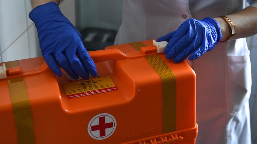 Число заражённых коронавирусом в Москве достигло 5841
