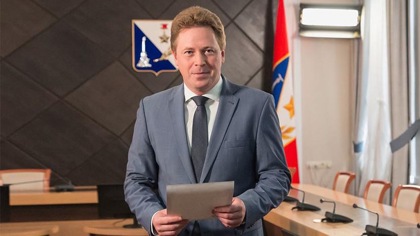 Овсянников исключён из партии «Единая Россия»