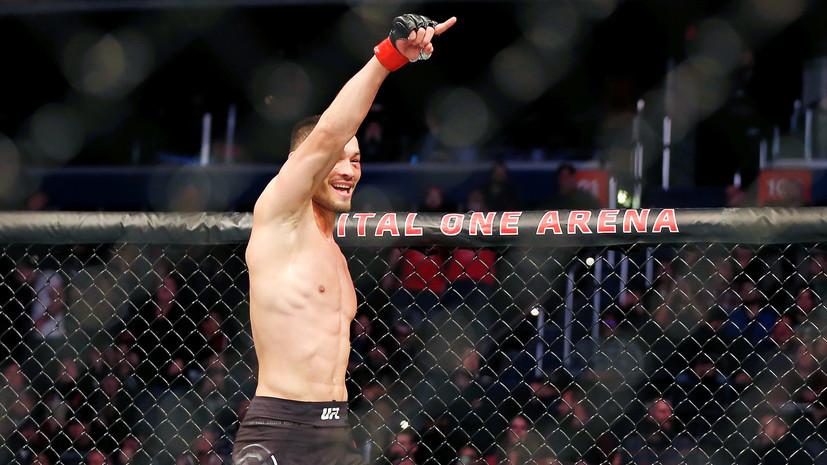 Узбекский боец UFC: глупо обвинять Нурмагомедова в трусости, он — лучший