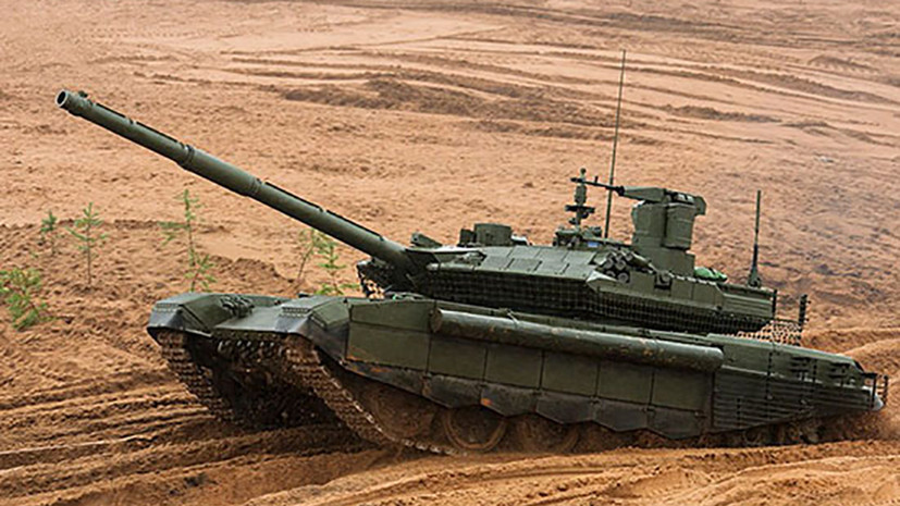 Разработчик рассказал о защите танков Т-72Б3М и Т-90М от коронавируса