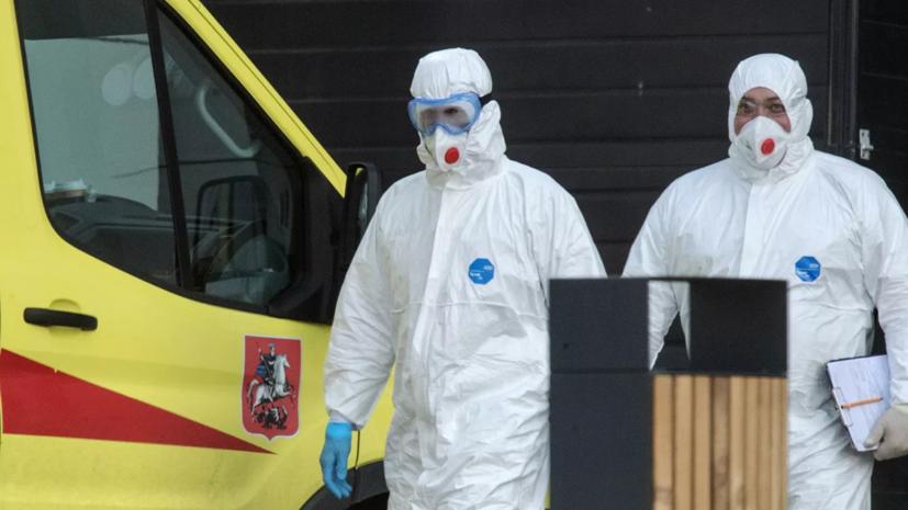 Назван возраст новых заболевших коронавирусом в Москве
