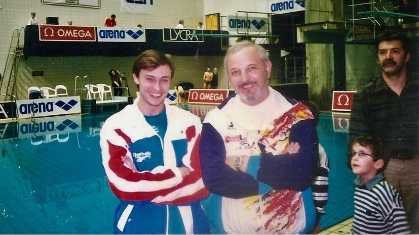Новатор, который консультировал Лобановского и Фергюсона: скончался легендарный тренер по прыжкам в воду Михаил Угрюмов