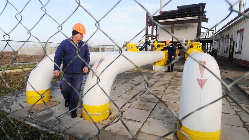 «Конфронтационная риторика»: почему в Киеве заявили о подготовке к прекращению газового транзита через Украину
