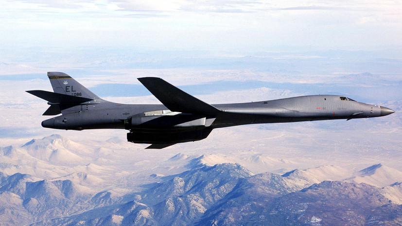 Вылет с задержкой: когда США собираются оснастить бомбардировщики B-1 гиперзвуковыми ракетами