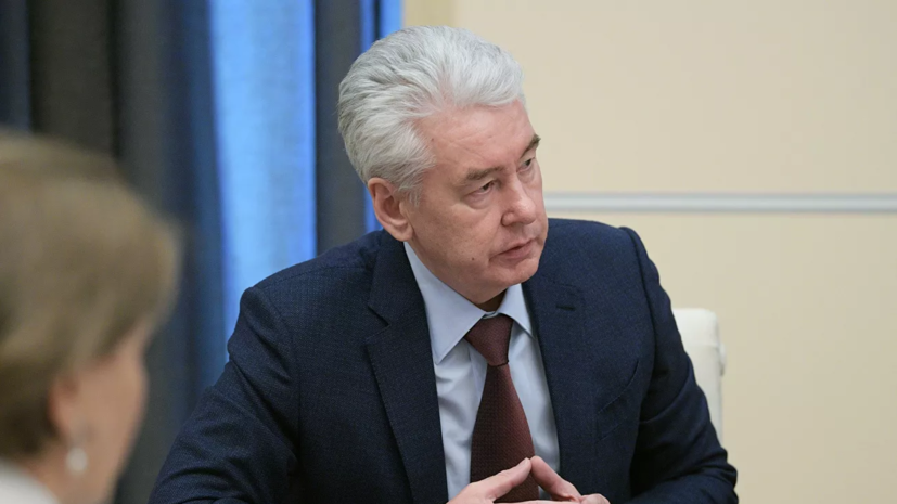 Собянин пообещал штрафы нарушающим карантин автомобилистам