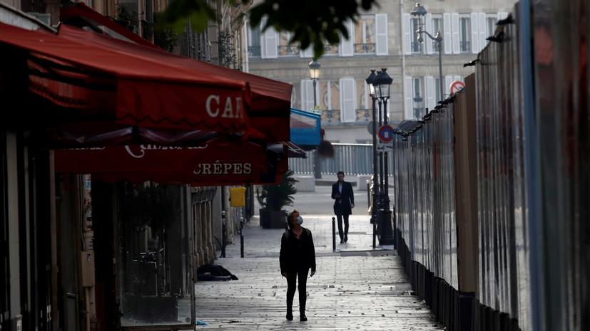 Во Франции число скончавшихся от коронавируса превысило 12 тысяч
