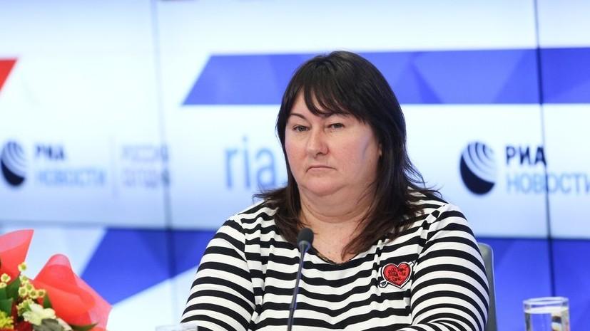 Губерниев о высказываниях Вяльбе: бедная женщина