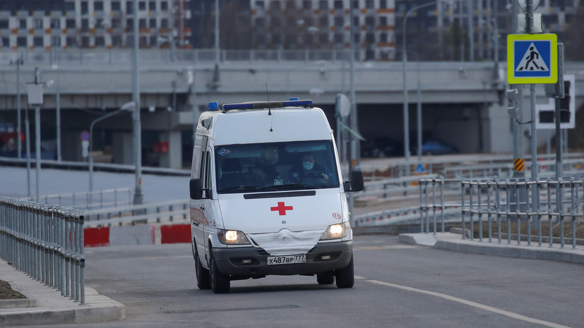 Число новых случаев коронавируса в Москве впервые превысило тысячу