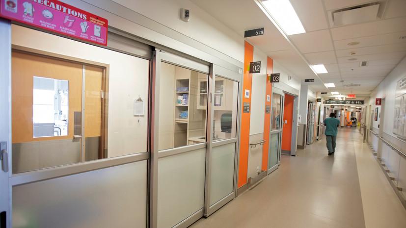 Число заражённых коронавирусом в Канаде возросло до 20 765