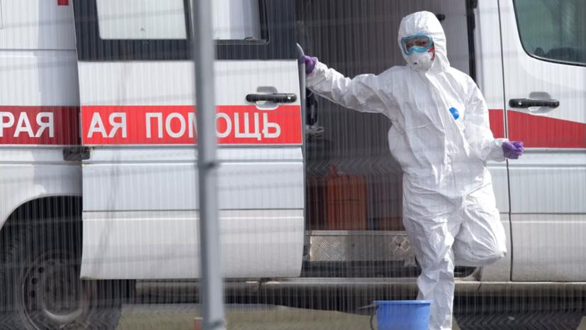 В Башкирии оценили ситуацию с закрытой на карантин больницей в Уфе