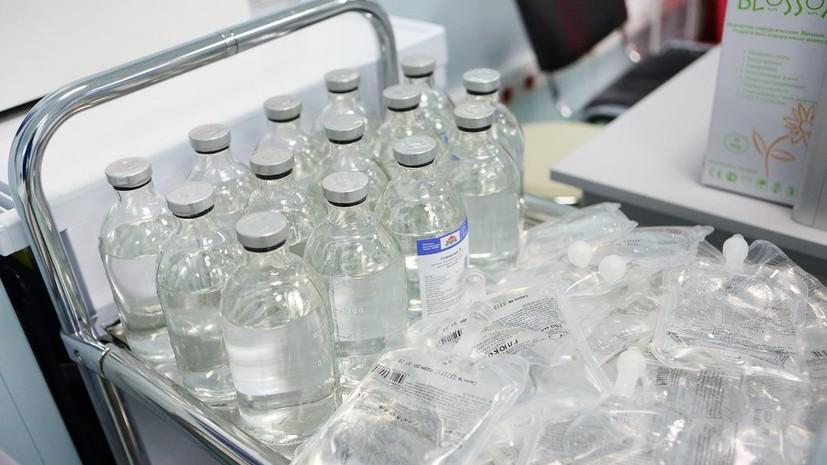 В Подмосковье рассказали о готовности больницы для пациентов с COVID-19