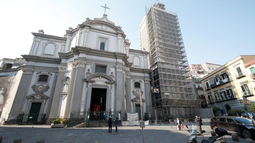 Италия продлевает карантин до 3 мая