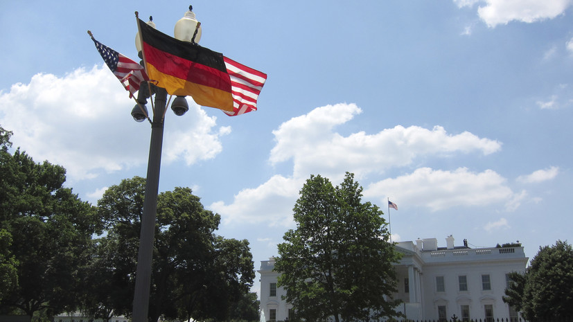 США вГермании тайно модернизировали ядерные боеголовки