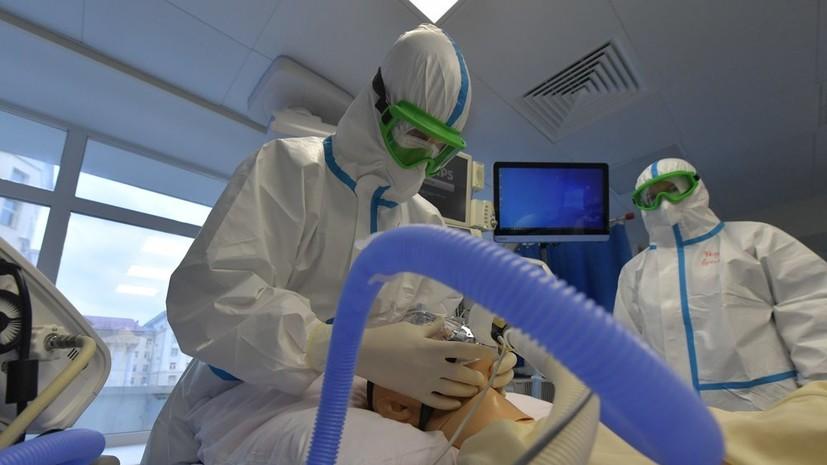 Китай направил в Россию медиков для помощи в борьбе с коронавирусом