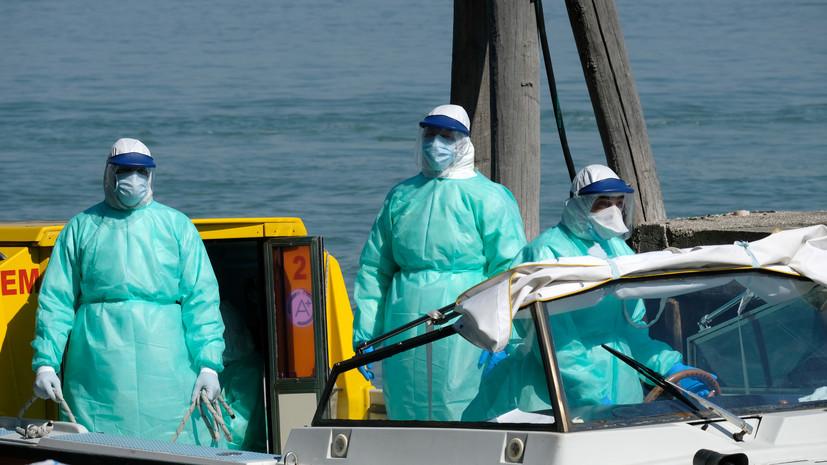 Планы на будущее: почему США решили оказать помощь Италии, когда эпидемия коронавируса уже в самом разгаре