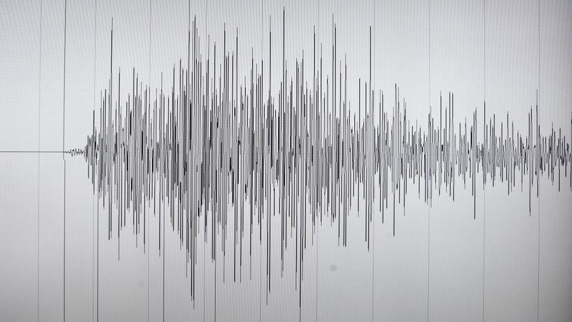 Землетрясение магнитудой 5,1 произошло в Японии