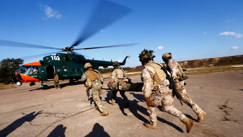 «Пандемия не остановила маховик манёвров»: как НАТО проводит учения в Латвии в условиях распространения коронавируса