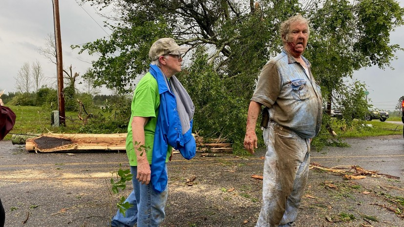 В США жертвами торнадо стали 26 человек