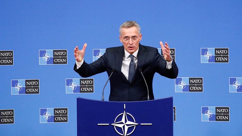 Неизменные приоритеты: почему НАТО продолжит заниматься «сдерживанием» России даже в условиях пандемии коронавируса