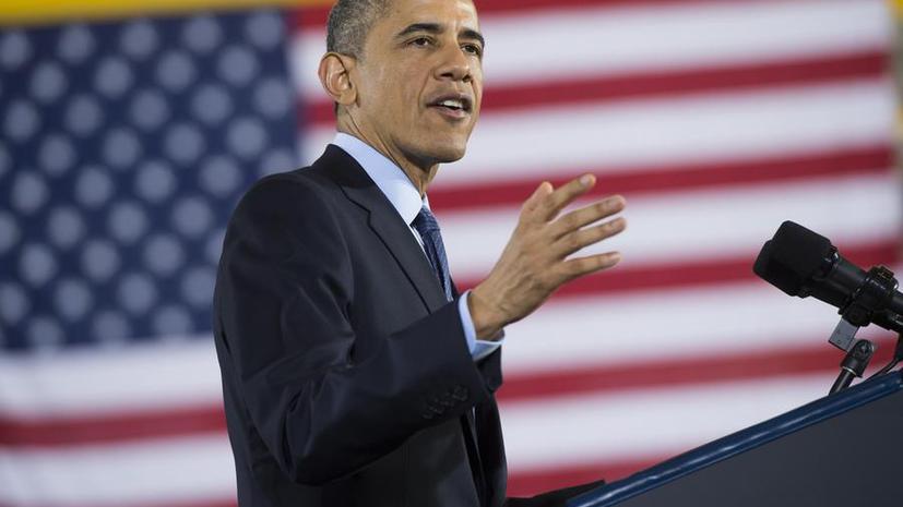 Обама заявил о поддержке Байдена на президентских выборах в США