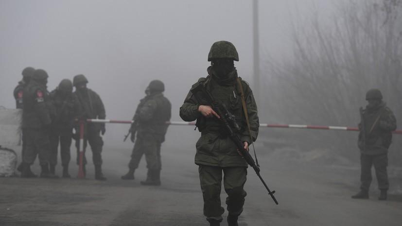 Гуманитарная подгруппа согласовала детали обмена пленными в Донбассе