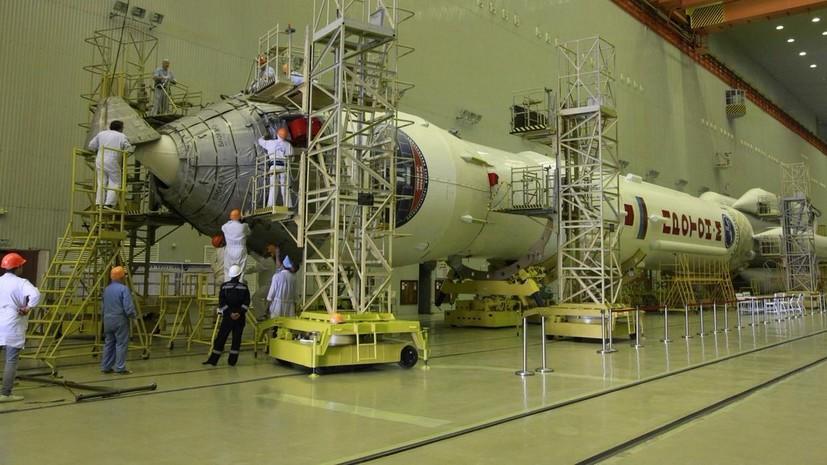 Центр Хруничева сменил директора ракетно-космического завода