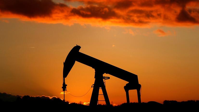 МЭА: Падение добычи нефти несможет восполнить  падение спроса