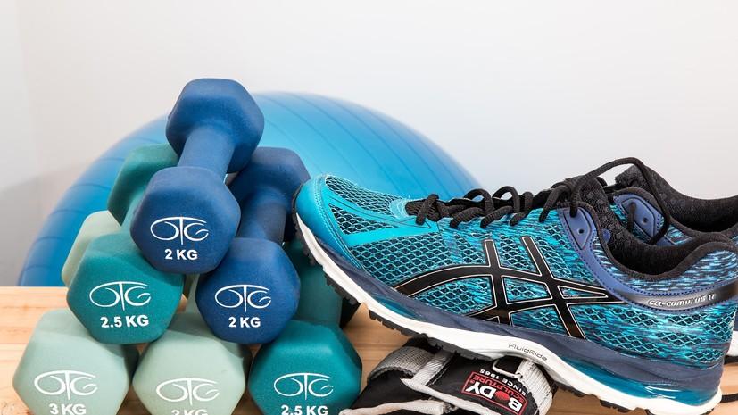 Продажи спортивных товаров в России выросли на 53%