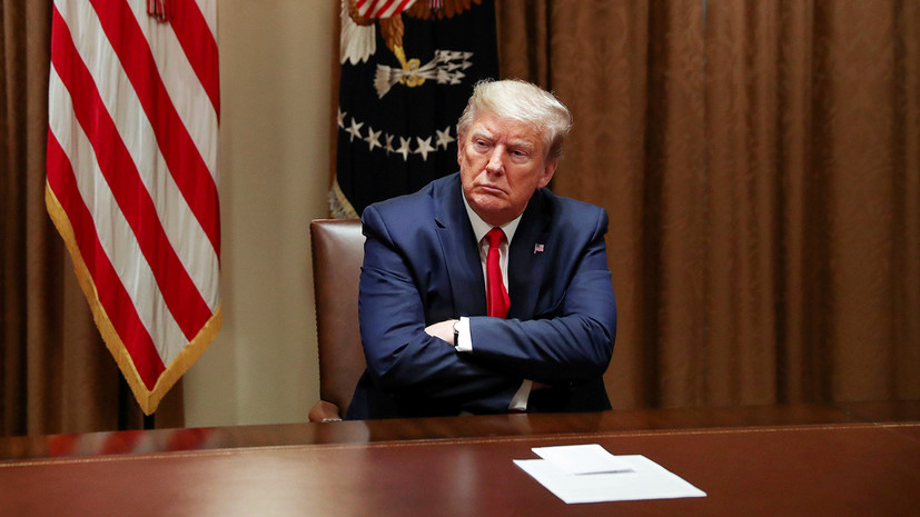 Имиджевые издержки: как решение Трампа приостановить финансирование ВОЗ встретили в мире