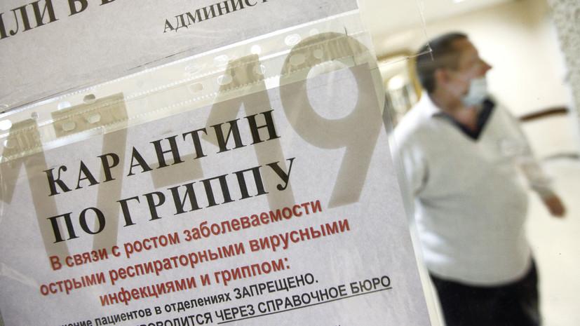 Заболевших и умерших могло быть в сотни раз больше: исследование RT об эпидемии свиного гриппа в России в 2009—2010 гг.