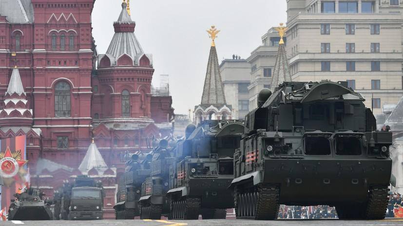 «Риски чрезвычайно высоки»: Путин отложил проведение парада Победы