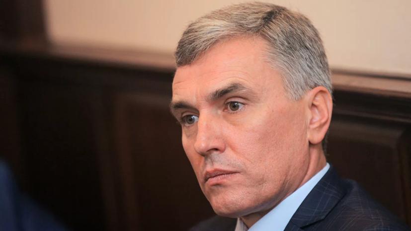 Глава Пятигорска ушёл в отставку из-за ситуации с коронавирусом