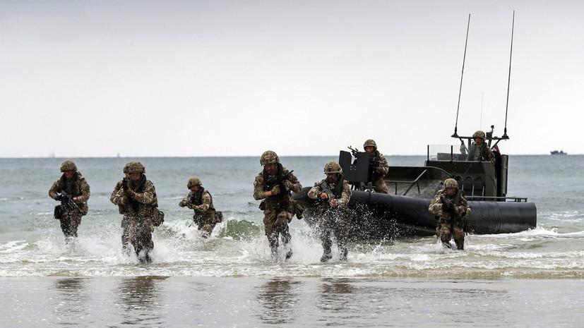 Манёвры ухода: как пандемия коронавируса влияет на военные учения НАТО у границ России